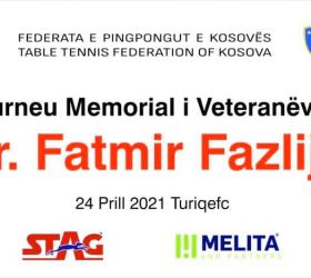 Turneu Memorial i veteranëve Dr.Fatmir Fazlija